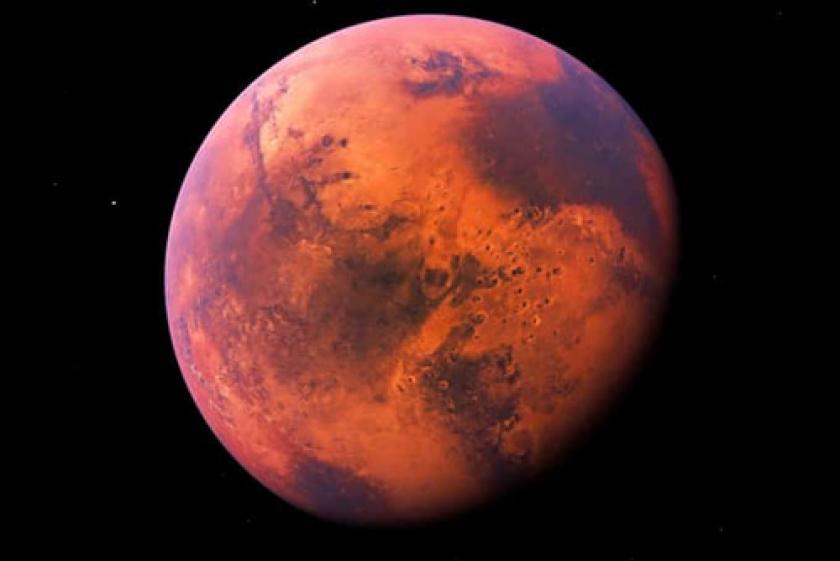 Marte: o planeta da paixão