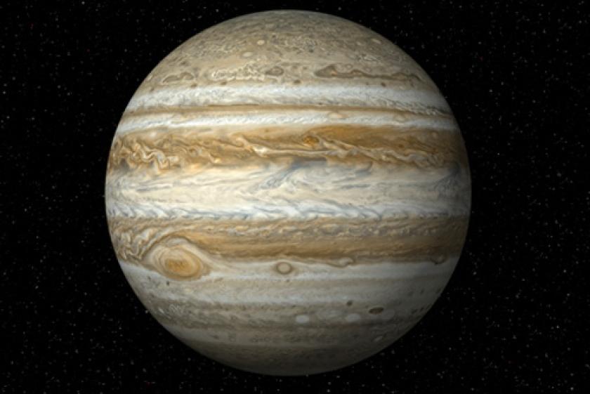 Júpiter: o planeta da sorte
